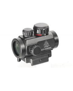 "UTG 2.6"" Micro Dot Sight Red 4 MOA Integral QD Mount"