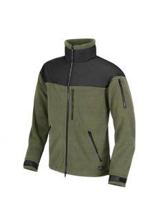 Helikon-Tex Classic Army Jacket Fleece - Olive Green/Black