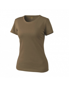 Helikon Womens Cotton T-Shirt - Coyote