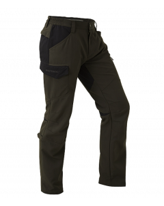 ShooterKing Act Lite Cordura Trousers - Black Olive / Black