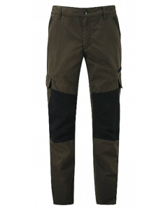 ShooterKing Cordura Pants - Dark Olive / Black