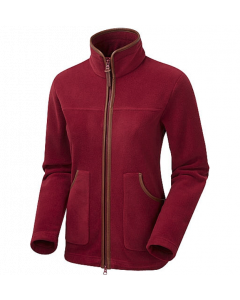 ShooterKing Performance Fleece Jacket - Bordeaux (Red/Pink)