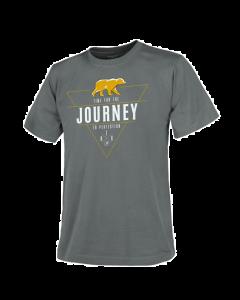 Helikon-Tex Journey to Perfection T-Shirt - Shadow Grey