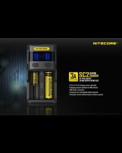 Nitecore SC2 Supercharger