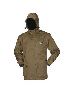 Ridgeline Seasons Jacket Heather Brown