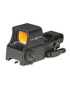 Sightmark Ultra Shot M-Spec LQD Reflex Sight (Locking Quick Detach Mount)