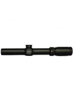Sightron S-Tac 1-7x24 Illuminated MOA Rifle Scope