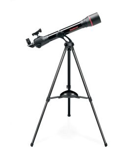 Tasco Spacestation 60x700mm Black, Refractor AZ Red Dot Telescope