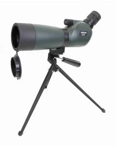 Carson Everglade 15-45x60mm HD Waterproof Spotting Scope with Table Top Tripod - Green