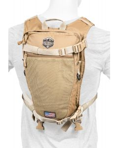 Alaska Guide Creations Stalker Hydration Backpack - Coyote Brown