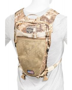 Alaska Guide Creations Stalker Hydration Backpack - Kryptek Highland