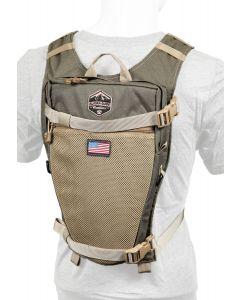 Alaska Guide Creations Stalker Hydration Backpack - Ranger Green