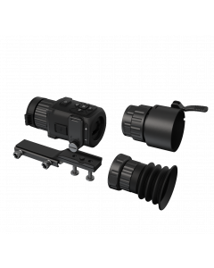 HIK Micro Ultimate Thunder 2.1x 35mm 35mK 384x288 17um Smart Thermal Weapon Scope (w/40A, 50A or 60A Scope Clamp)