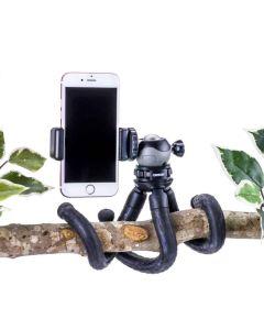 Carson BoaPod Flexible Leg Tripod with Universal Smartphone Adapter
