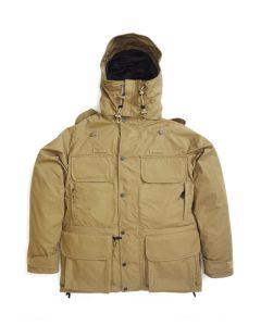 Avenger Coat & Detachable Fleece - Coyote