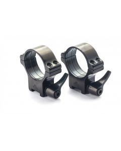 Rusan Steel Roll-off rings - 9-11mm - 30 mm, quick-release, Height 12mm
