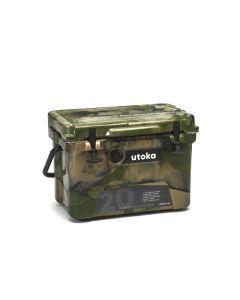 Utoka 20 Portable Hard Travel Cooler