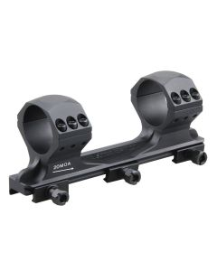 Vector 34mm X-Accu One Piece High 20 MOA Picatinny Mount