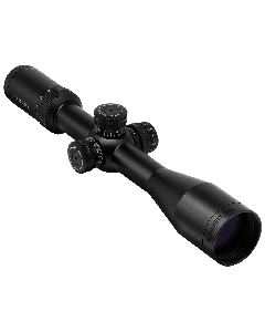 ZeroTech Vengeance 4-20X50 SFP Illuminated 1/4 MOA R3 Rifle Scope