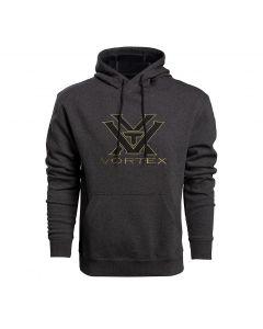 Vortex Comfort Hoodie - Charcoal Heather