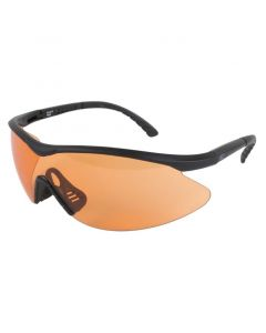 Edge Eyewear - Fastlink Tigers Eye Vapor Shield Shooting Glasses