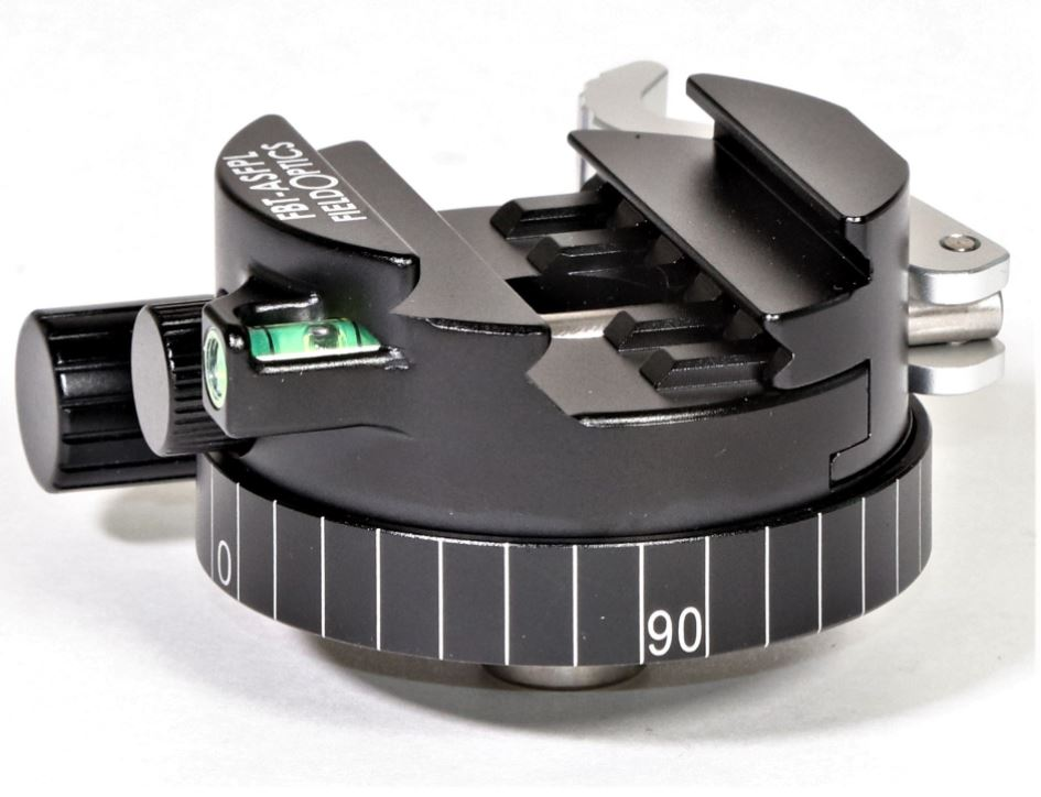 Arca Swiss F-Picatinny Lever Clamp with Pan Axis