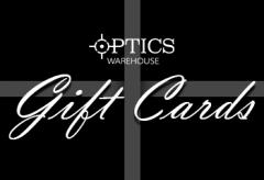 Optics Warehouse Gift Card
