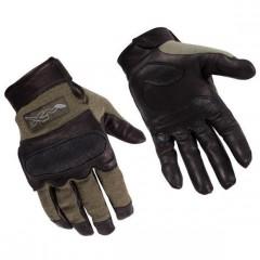 Wiley X Hybrid Gloves - Foliage Green