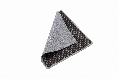 Carson Microfiber Lens Cloth Black