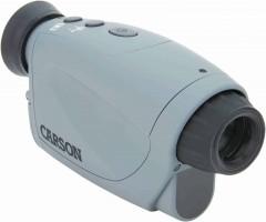 Carson Aura 2x and 4x Power Digital Night Vision Monocular with Infrared Illuminator
