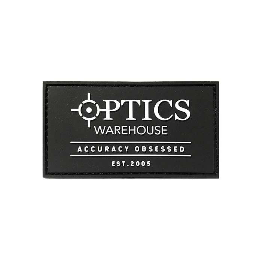 Optics Warehouse Essentials Patch - Black