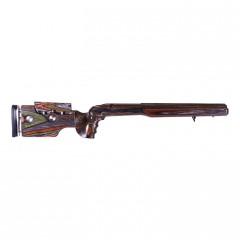 GRS Adjustable Stock, Hybrid Howa M1500 Long Action Right Hand Green Mountain Camo Optics Warehouse