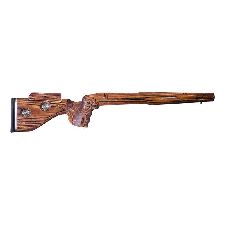 GRS Adjustable Stock, Hunter to suit Howa 1500 Right Hand Long Action - Brown Optics Warehouse