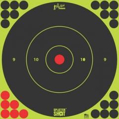 "Pro-Shot SplatterShot 12"" Green Bullseye Target"