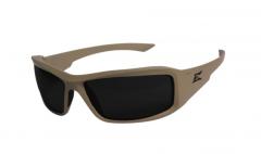 Edge Eyewear - Hamel Thin G-15 Eye Vapor Shooting Glasses - Desert Tan (Sand)