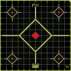 "Pro-Shot SplatterShot® 12"" Green Sight In Target"