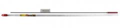 """Pro-Shot 36"""" Coated Rifle Rod .22-6.5mm"""