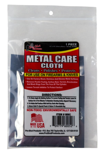 Pro-Shot Metal Care Cloth