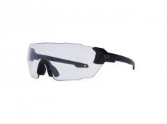 """Blueye Eyewear Velocity Shooting Glasses - Frame - Matte Black - Lens: Clear/ Smoke """"ZEISS LENSES"""""""