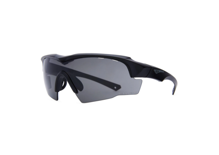 Blueye Eyewear Velocity Shooting Glasses - Matte Black Carl Zeiss Lenses