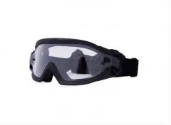 Blueye Eyewear Velocity SOS Super Cell Shooting Glasses - Black