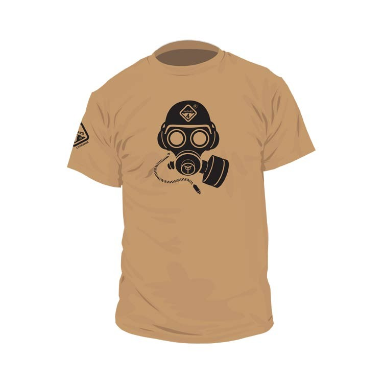 Hazard 4 Special Forces Graphic T-shirt - Coyote