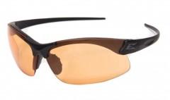 Edge Eyewear - Sharp Edge Tigers Eye Vapor Shield Shooting Glasses