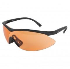 Edge Eyewear - Fastlink Tigers Eye Vapor Shield Shooting Glasses