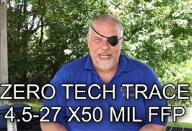 Cyclops Video: ZeroTech 4.5-27x50 Scope Review