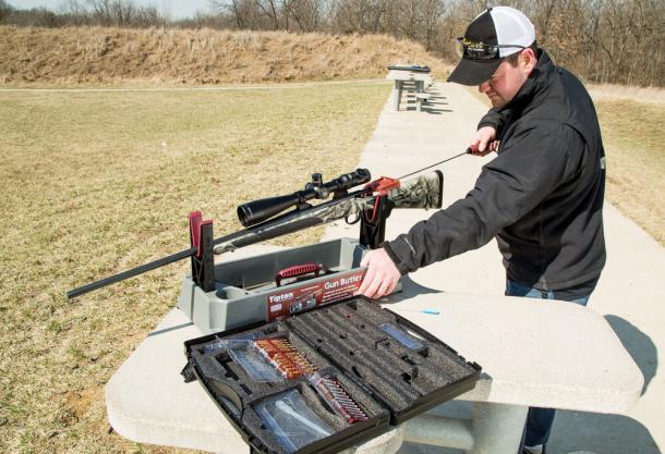 Three Popular Versatile Rifle Maintenance Rests