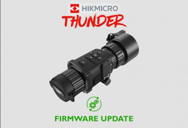 HIK Micro Thunder Firmware Update