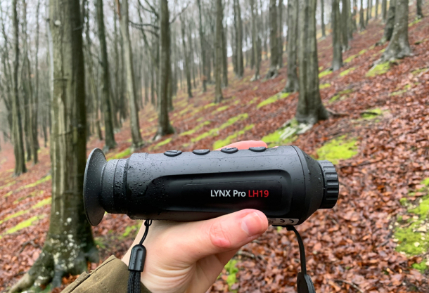 Thermal Spotters and Deer Stalking