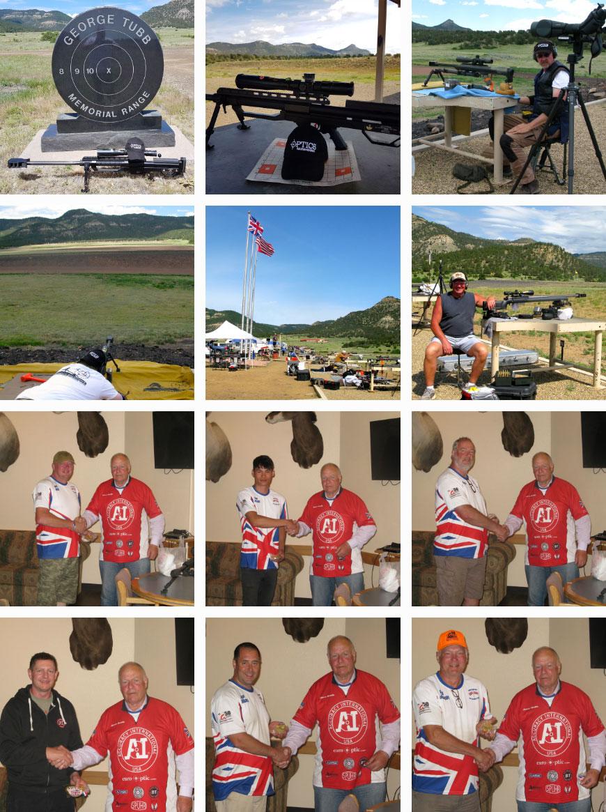 50CAL TEAM GB – 2019 FCSA 50CAL World Championships