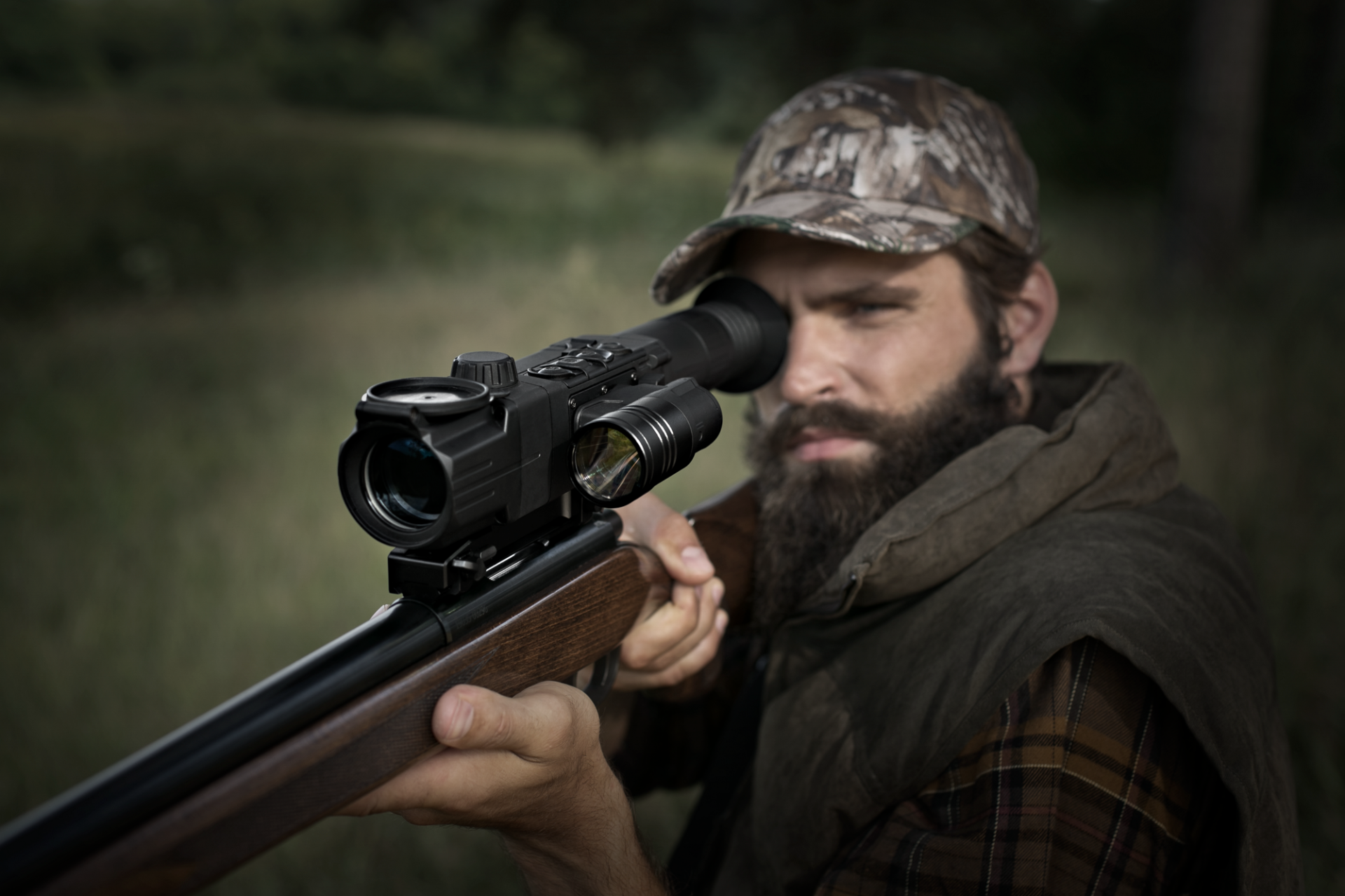DIGISIGHT ULTRA Digital NV Riflescopes